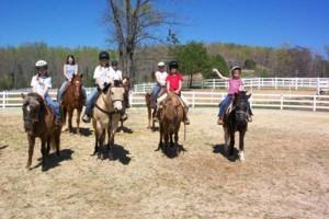 Photo #16: Autumn Sun Stables. Horseback Riding Lessons