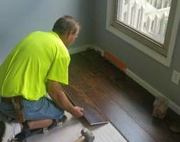 Photo #6: I Can Install All Your Floor Coverings For Less