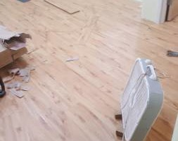 Photo #1: I Can Install All Your Floor Coverings For Less