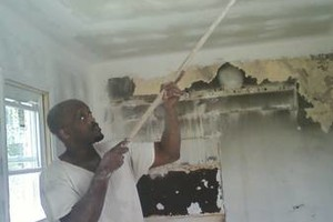 Photo #11: PAINTER - handyman, labor - $50 per room!