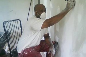 Photo #6: PAINTER - handyman, labor - $50 per room!