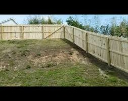 Photo #10: Martinez Professional Fence and Playground installation