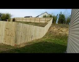 Photo #8: Martinez Professional Fence and Playground installation