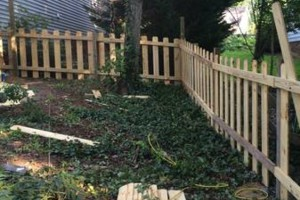 Photo #5: Martinez Professional Fence and Playground installation