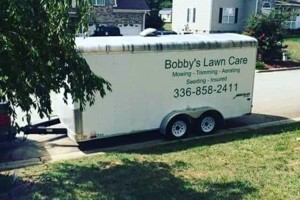 Photo #1: Bobby's Lawn Care / professional and affordable $35