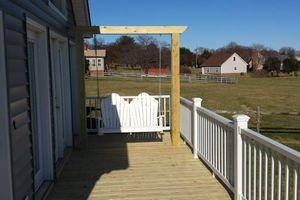Photo #6: We build decks! R&R Conctruction