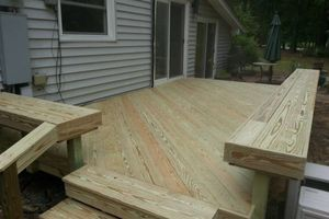 Photo #4: We build decks! R&R Conctruction