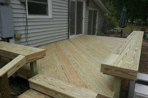 Photo #4: We build decks! R&R Conctruction