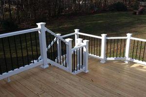 Photo #3: We build decks! R&R Conctruction