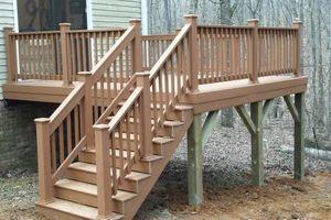Photo #1: We build decks! R&R Conctruction