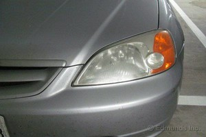 Photo #2: Head Light Cleaning