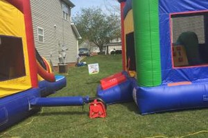 Photo #11: Combo Bounce House With Water Slide!!!!