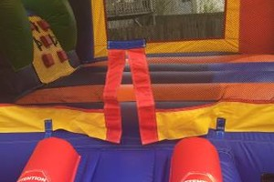 Photo #10: Combo Bounce House With Water Slide!!!!