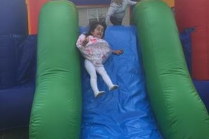 Photo #8: Combo Bounce House With Water Slide!!!!