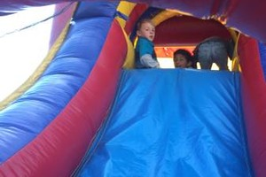 Photo #6: Combo Bounce House With Water Slide!!!!