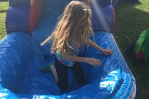 Photo #4: Combo Bounce House With Water Slide!!!!