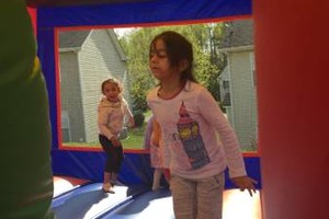 Photo #3: Combo Bounce House With Water Slide!!!!
