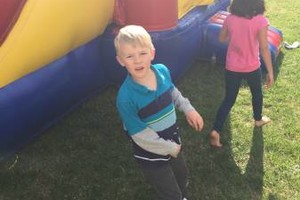 Photo #2: Combo Bounce House With Water Slide!!!!