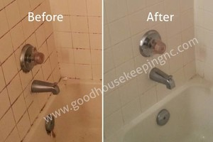 Photo #4: Good Housekeeping Cleaning Services