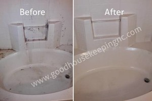 Photo #7: Good Housekeeping Cleaning Services