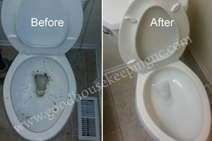 Photo #10: Good Housekeeping Cleaning Services