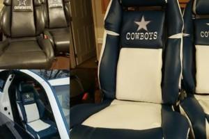 Photo #1: Headliner repair/ Seat repair