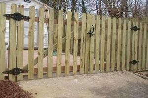 Photo #2: Edwards Enterprises - Fencing... #1 in quality and rates!!!