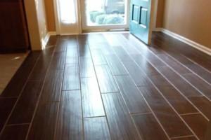 Photo #14: Floors 'N More. LAMINATE, HARDWOOD, TILE FLOORS...