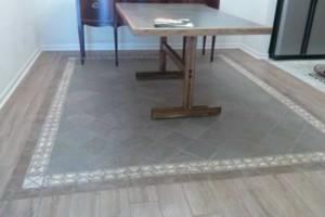 Photo #5: Floors 'N More. LAMINATE, HARDWOOD, TILE FLOORS...