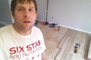 Photo #3: Floors 'N More. LAMINATE, HARDWOOD, TILE FLOORS...