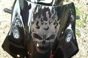 Photo #3: C&D Kustoms - motorcycle customizing