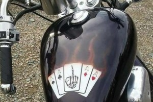 Photo #2: C&D Kustoms - motorcycle customizing