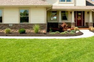 Photo #1: Atlas property services. Lawn care, landscaping, pressure washing...