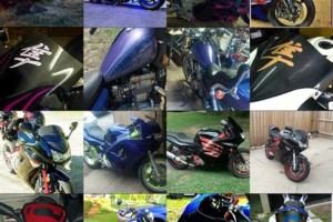 Photo #1: PAINT, BODY, COLLISION, REPAIR, MOTORCYCLE & CAR - AFFORDABLE