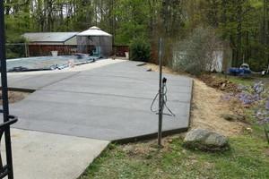 Photo #6: CONCRETE FINISHING - Love's Concrete Finishing