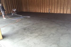Photo #2: CONCRETE FINISHING - Love's Concrete Finishing