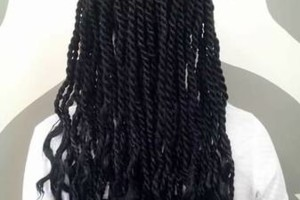 Photo #3: Specials for box braids and crochets $70