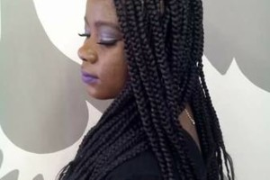 Photo #2: Specials for box braids and crochets $70