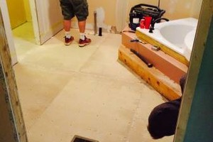 Photo #5: CERAMIC TILE PROFESSIONAL. READY & CAPABLE OF HELPING YOU!