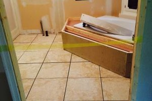 Photo #1: CERAMIC TILE PROFESSIONAL. READY & CAPABLE OF HELPING YOU!