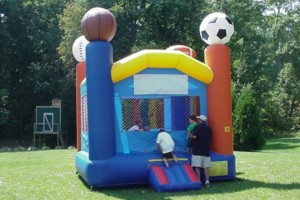 Photo #5: WE BOUNCE AROUND. BOUNCE HOUSES AND INFLATABLES FOR RENT