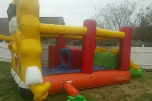 Photo #3: WE BOUNCE AROUND. BOUNCE HOUSES AND INFLATABLES FOR RENT