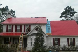 Photo #7: Metal Roofing and Decks