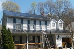 Photo #6: Metal Roofing and Decks