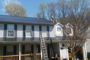 Photo #5: Metal Roofing and Decks