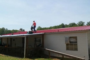 Photo #4: Metal Roofing and Decks