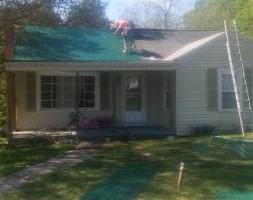 Photo #2: Metal Roofing and Decks