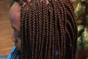 Photo #9: African Hair Braiding - Havanna twist, Faux Locks micros