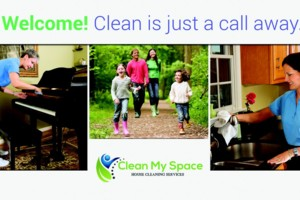 Photo #1: Clean My Space - residential and commercial cleaning