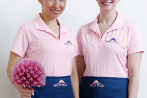 Photo #1: Molly Maid - house cleaning services